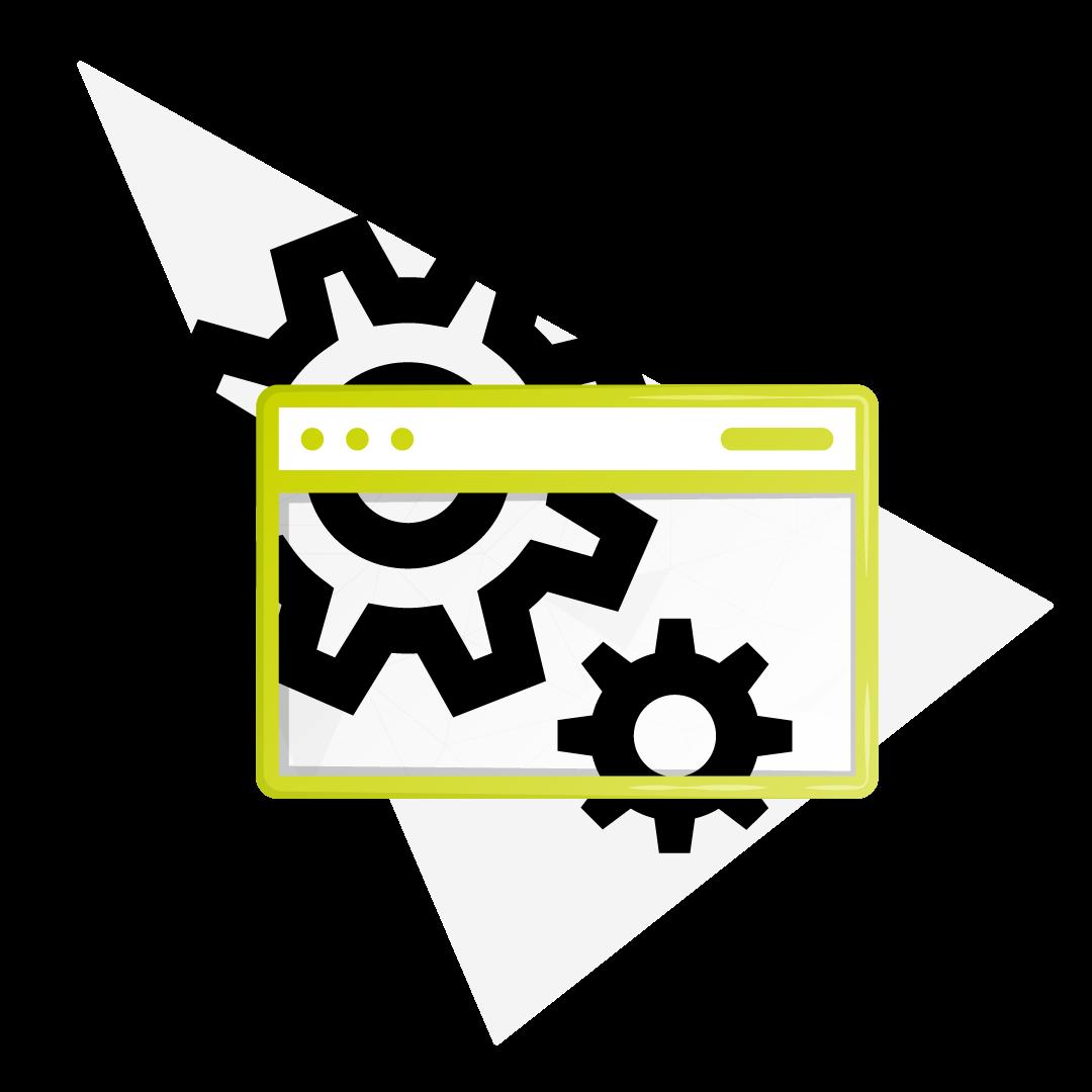 WEBRAND icoon API koppelingen
