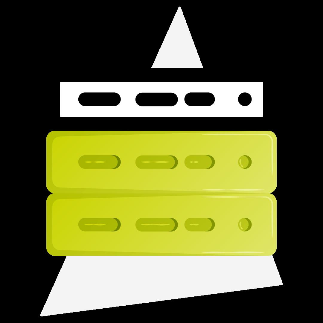 WEBRAND icoon hosting en onderhoud