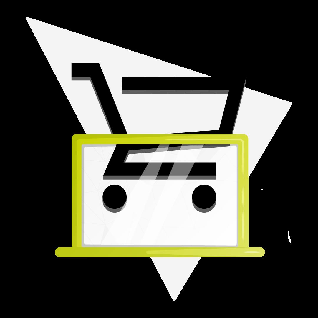WEBRAND icoon webshops