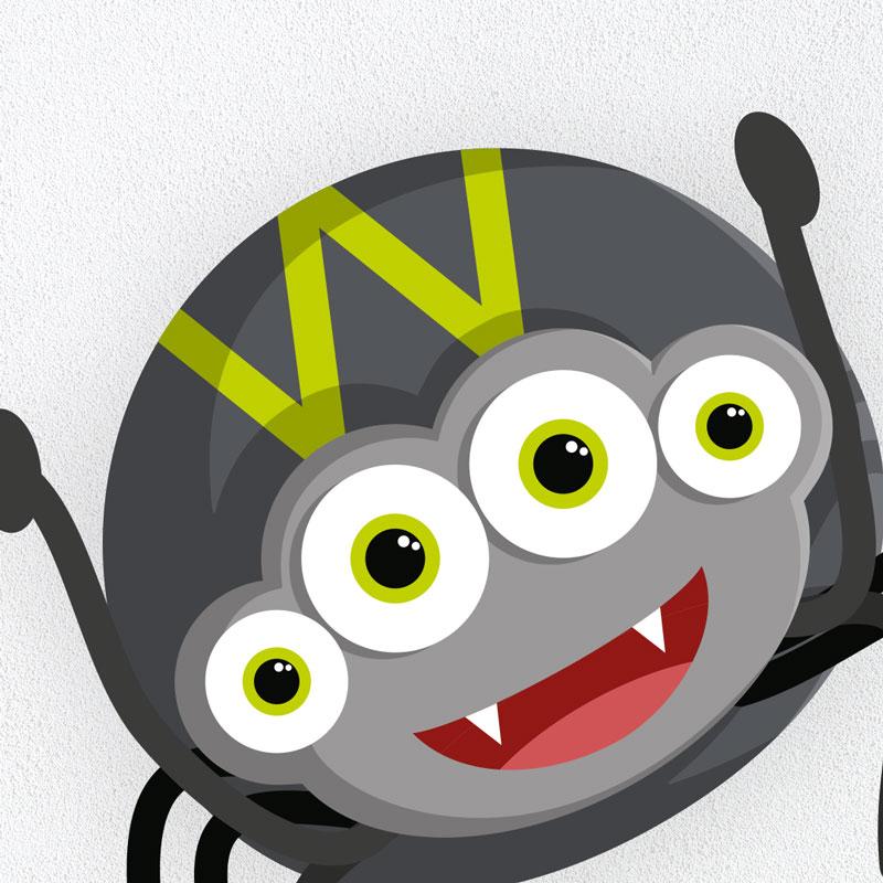 WEBRAND team - Webby close-up